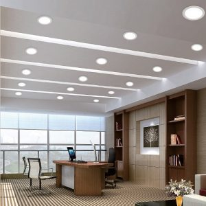 LED Flat panel DownLight Singapore - Aspire Lights