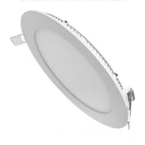 Flat Round Panel LED Downlight Singapore - Aspire Lights