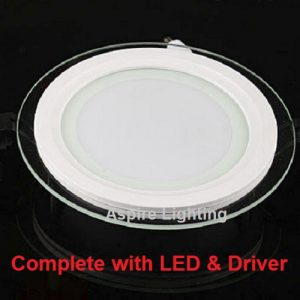 Glass Downlight LED Light Singapore - Aspire Lights