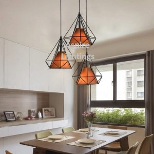 Singapore LED Pyramid Pendant Light - Aspire Lights