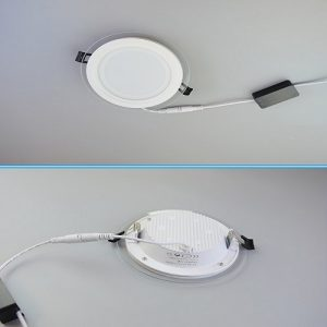 LED Downlight Round Glass Singapore - Aspire Lights