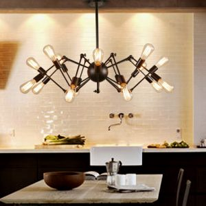 LED Spyder Chandelier Light Singapore - Aspire Lights
