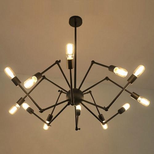 Spyder Chandelier | Aspire Lights SG | LED Lights Singapore