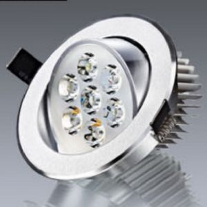 Tiltable LED Downlight Singapore - Aspire Lights