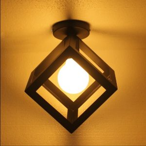LED Cube Ceiling Light Singapore - Aspire Lights