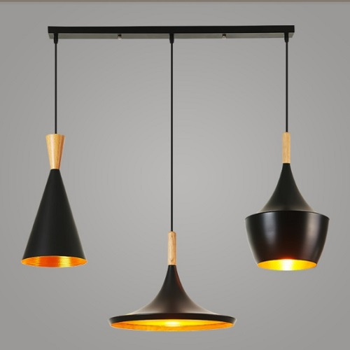 Symphony Black Dining LED Light Singapore - Aspire Lights