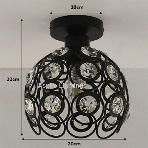Diamond LED Ceiling Light Singapore - Aspire Lights