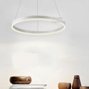 Orbicular LED Pendant Light Singapore - Aspire Lights