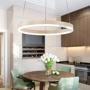 Orbicular Pendant LED Light Singapore - Aspire Lights