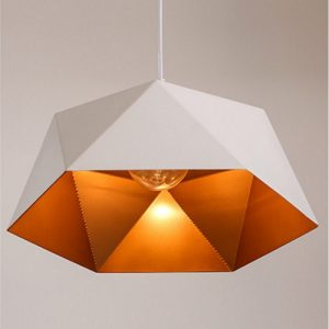White Paragon Pendant LED Light Singapore - Aspire Lights