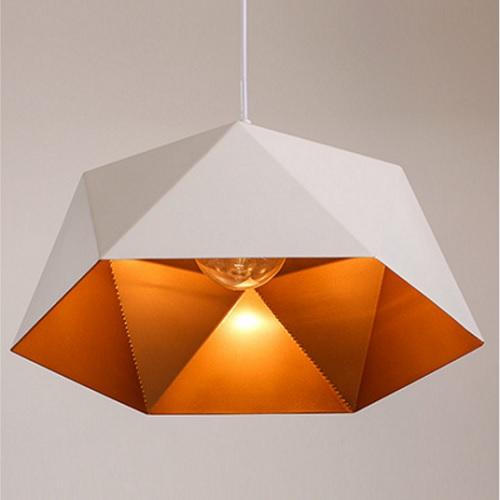 White Paragon Pendant LED Light Singapore - Aspire Lights