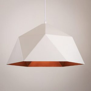 LED White Paragon Pendant Light Singapore - Aspire Lights