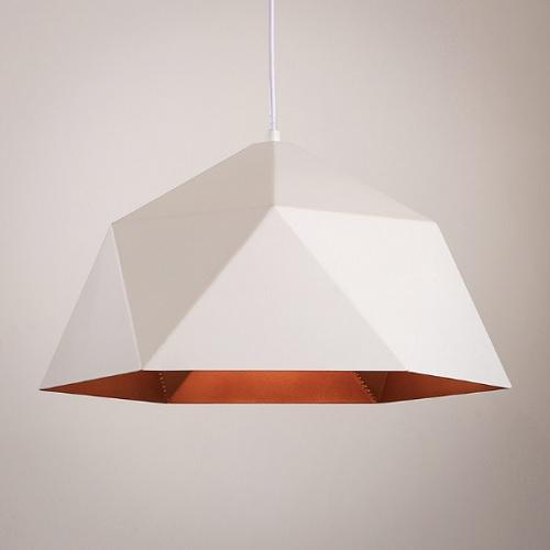 LED White Paragon Pendant Light Singapore - Aspire Lights