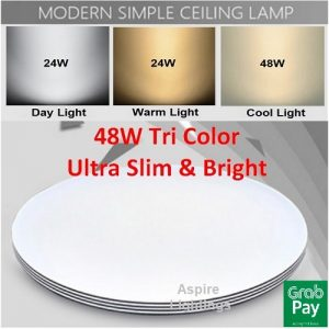 Quad Ceiling LED Light Singapore - Aspire Lights