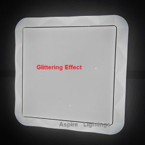 Starry Slim Square LED Light Singapore - Aspire Lights