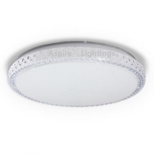 Sparkle Plain LED Ceiling Light Singapore - Aspire Lights