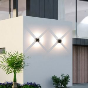 Black Bumble Bee LED Wall Lamp Singapore - Aspire Lights
