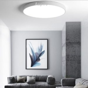Elemental Slim LED Round Light Singapore- Aspire Lights