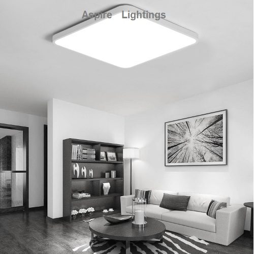 Elemental Square LED Light Singapore- Aspire Lights