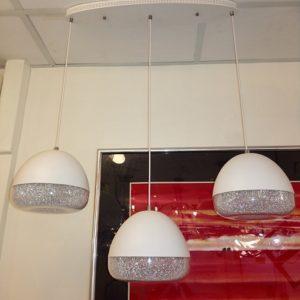 Crystalite LED Pendant Light Singapore - Aspire Lights