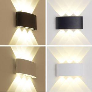 LED Wall Light 3 Way Singapore - Aspire Lights