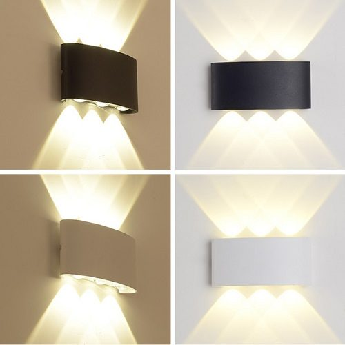 LED Wall Light 3 Way Singapore - Aspire Lights