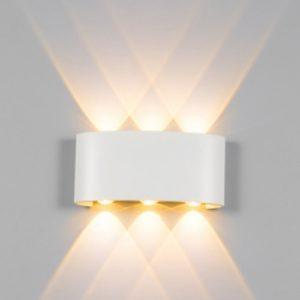 White LED Wall Light 3 Way Singapore - Aspire Lights
