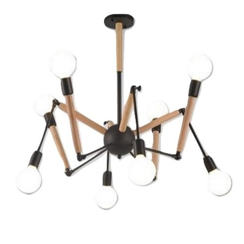 LED Spyder Chandelier 8H Light Singapore - Aspire Lights