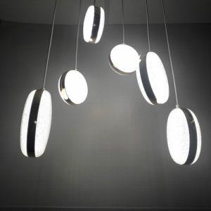 Plush LED Pendant Light Singapore - Aspire Lights