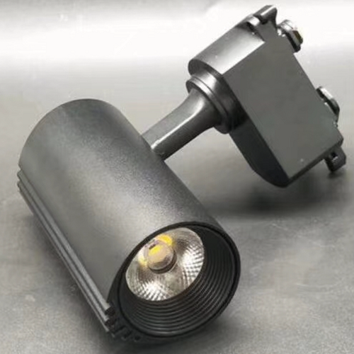 LED Black Tracklight Singapore - Aspire Lights
