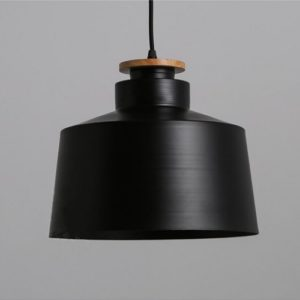 Black Ambit LED Pendant Light Singapore - Aspire Lights
