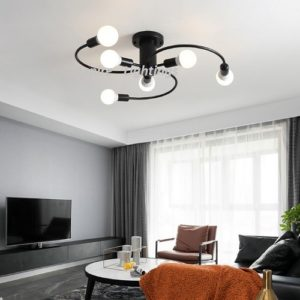 Spiral Pendant LED Light Singapore - Aspire Lights