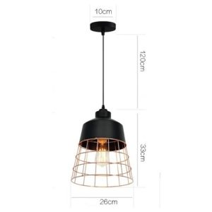 Vogue 1H Pendant LED Light Singapore - Aspire Lights