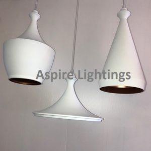 LED Chess White Pendant Light Singapore - Aspire Lights