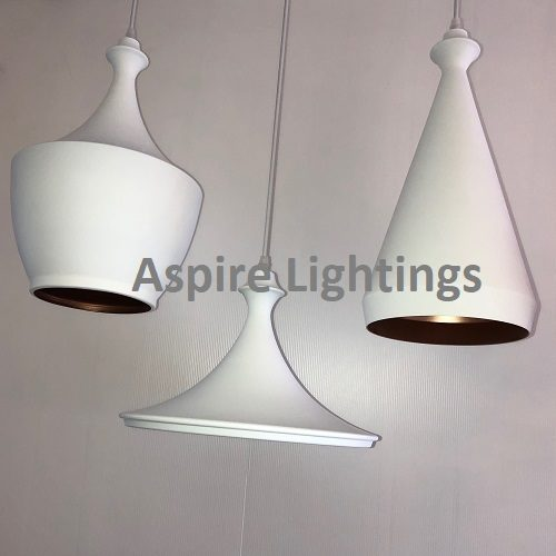 LED Chess White Pendant Light Singapore - Aspire Lights