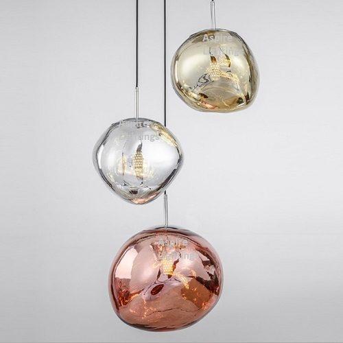 Lava Glass Pendant LED Light Singapore - Aspire Lights