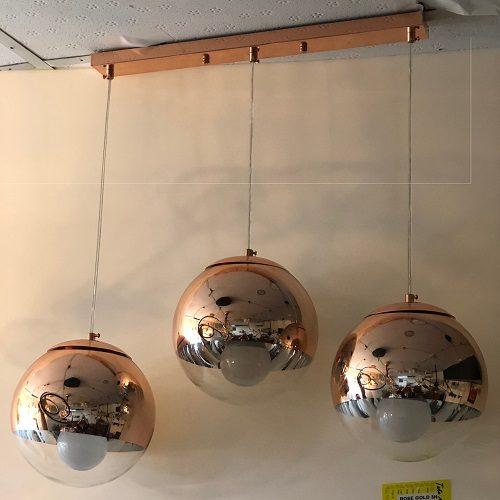 LED Glass Ball Pendant Light Singapore - Aspire Lights