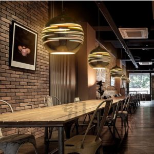 3D Sphere Ceiling LED Light Singapore - Aspire Lights