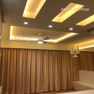 Strip LED Downlight Singapore - Aspire Lights