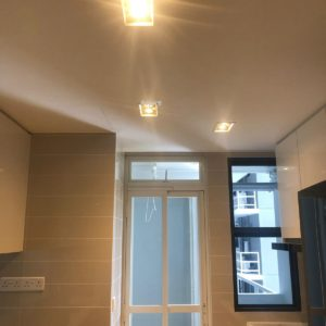 LED Fitting twin Downlight Singapore - Aspire Lights