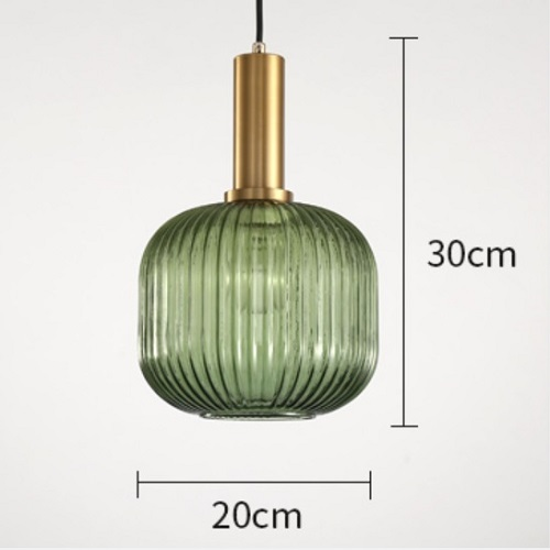 LED Emerald Pendant Light Singapore - Aspire Lights