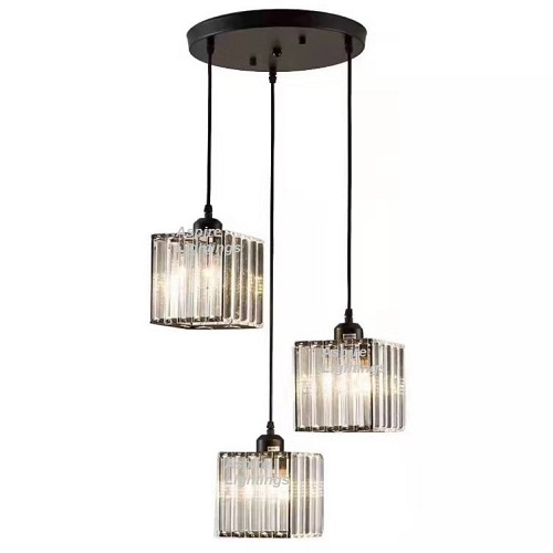 Square LED Pendant Light Singapore - Aspire Lights